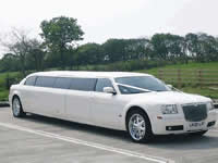 limousine hire Throckley