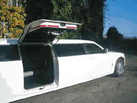 limo hire Throckley