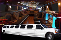 limousine hire South Shields