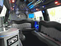 limo hire Gateshead