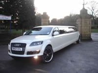 South Shields limo hire