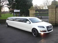 limousine hire Sunniside