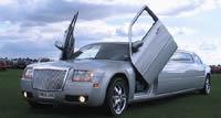 Grange Park limousine hire