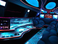 limo hire Sunniside