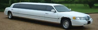 limousine hire South Shields