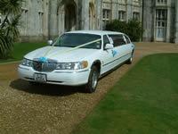 limo hire Grange Park