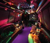 limousine hire Grange Park
