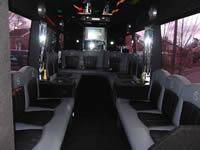limousine hire Percy Main