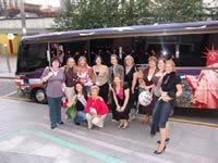 Grange Park limo hire
