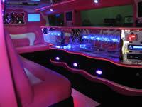 limousine hire Kenton