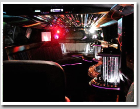 Chauffeur stretched black Hummer H2 limousine hire in London, Berkshire, Surrey, Buckinghamshire, Hertfordshire, Essex, Kent, Hampshire, Northamptonshire